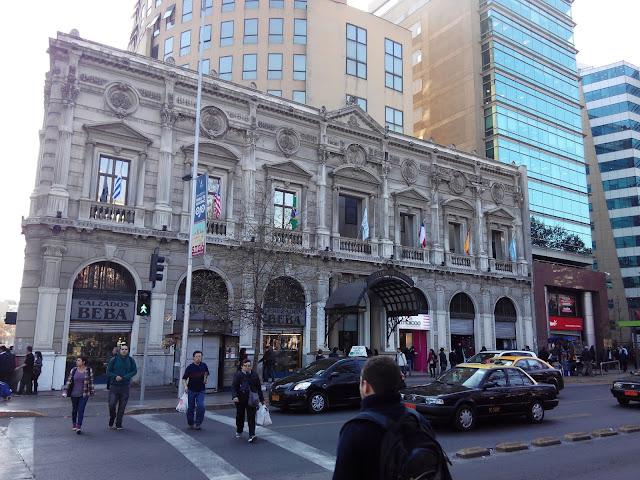 Hotel Diego de Almagro en Santiago de Chile