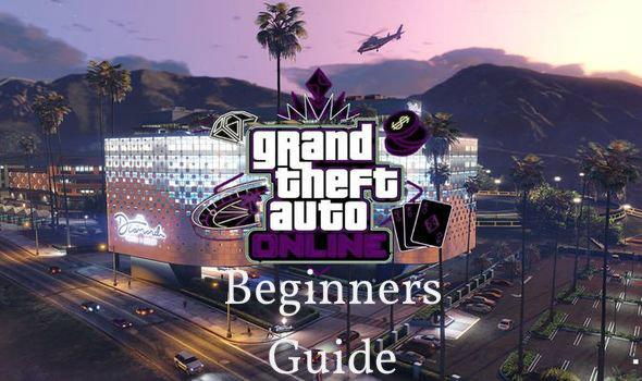 GTA Online beginners guide, gta Online, gta, Start GTA Online, GTA Online tutorial, gaming,