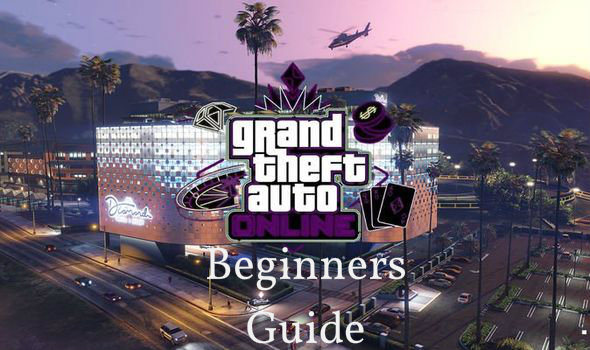 GTA Online Beginners Guide - All You Need To Know To Start GTA Online