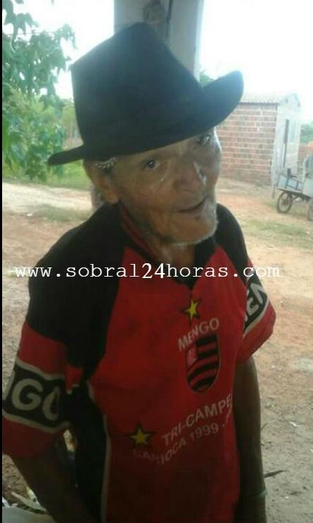 Corpo do idoso sem identificação está no IML de Sobral