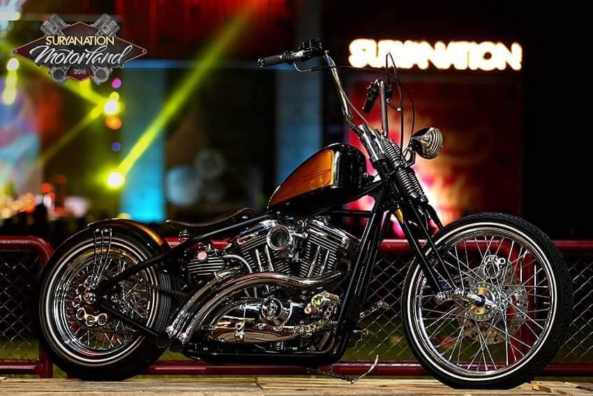 Motor itu Keren - Harley Davidson Sportster XL1200 Chopper
