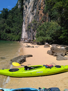 Visit secluded beaches in Phang Nga Bay with Paddle Asia