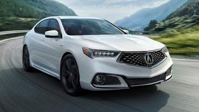 2018 Acura TLX revue, modifications, prix