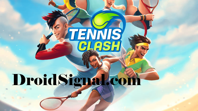 Tennis Clash Hack Get Unlimited Gems and Coins Tennis Clash Glitch