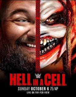 WWE Hell In A Cell 6 October 2019 HDTVRip 480p x264 [450MB]