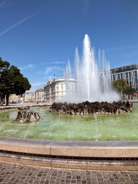 Fuentes del centro de Viena