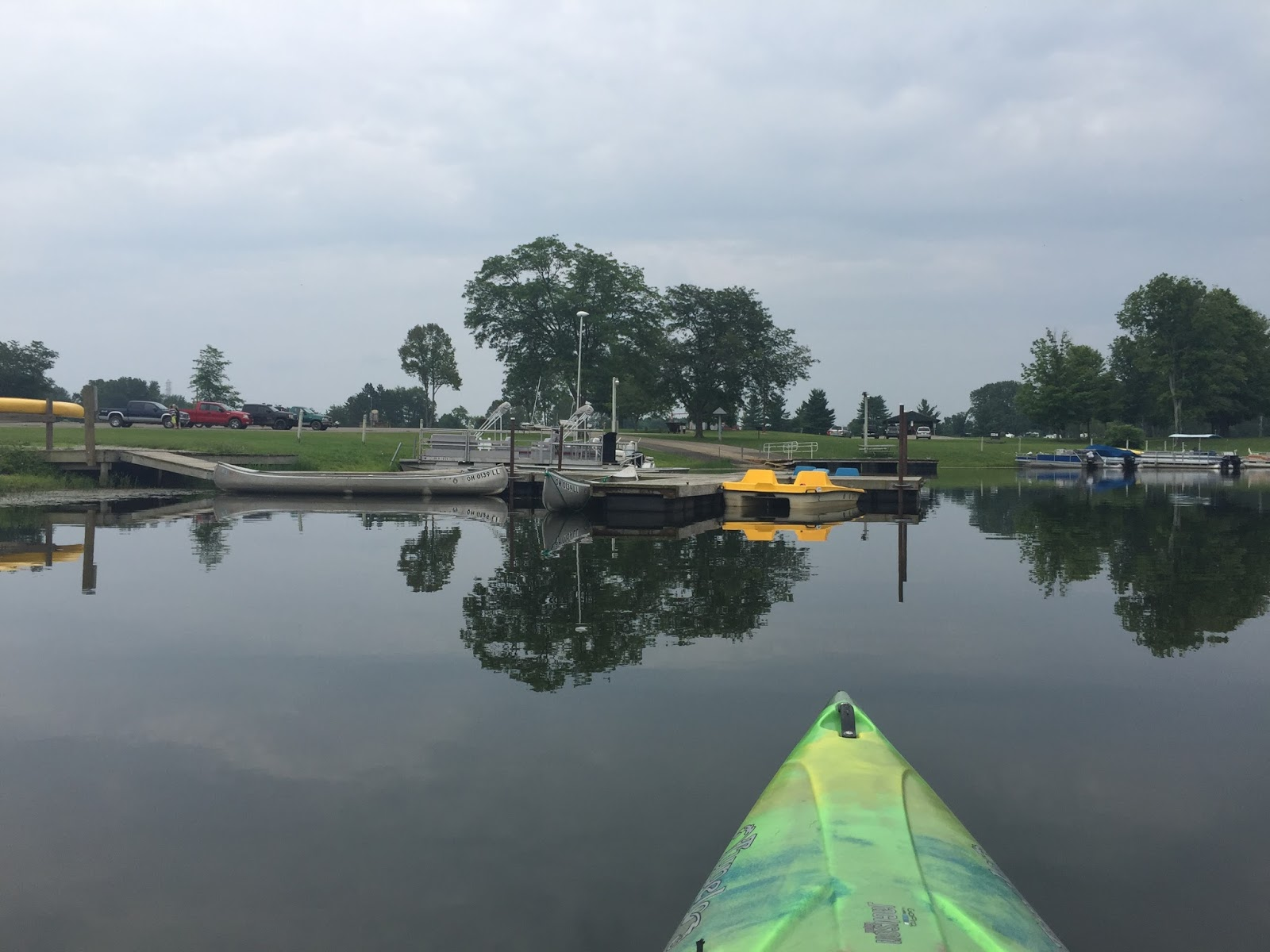 Lake Snowden - Albany, OH - Campground Reviews