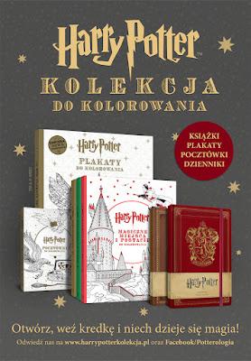 #2 Weekend z Harrym Potterem - obrazki do wydrukowania!
