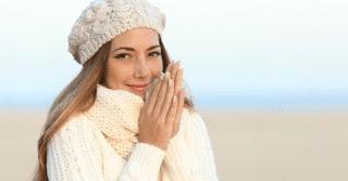 نصائح وطرق نضارة البشرة في فصل الشتاء