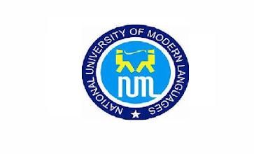 National University of Modern Languages NUML Jobs 2021 – Application Form
