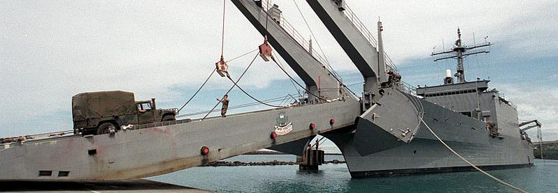 танкодесантні кораблі (ТДК) класу Ньюпорт