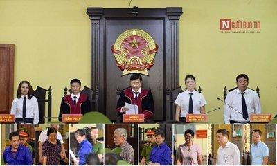 Triệu tập các nhân chứng quan trọng trong phiên xử vụ gian lận thi cử ở Sơn La