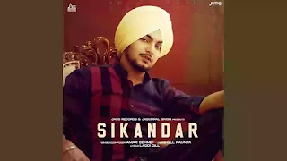 Checkout Amar Sehmbi new song Sikandar & its lyrics penned by Gill Raunta