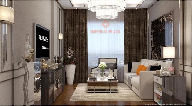 Căn hộ chung cư Imperial Plaza