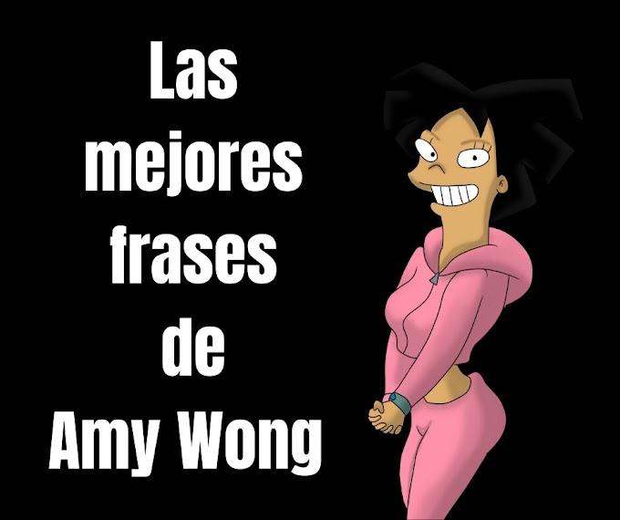 Las mejores Frases De Amy Wong, Futurama