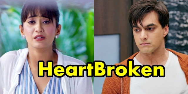 HeartBroken : Kartik panic to unfold separation reason with Naira before Goenka's in Yeh Rishta Kya Kehlata Hai