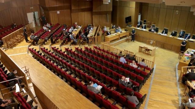 13 χρόνια κάθειρξη για τη διευθυντική ομάδα της Χρυσής Αυγής