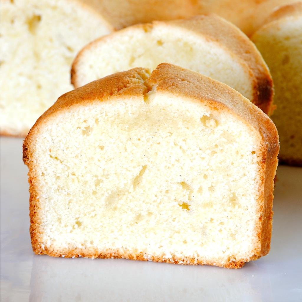 Pound Cake Recipe Tube Pan