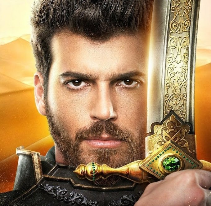 Can Yaman becomes a face of the video game Pasha Fencer