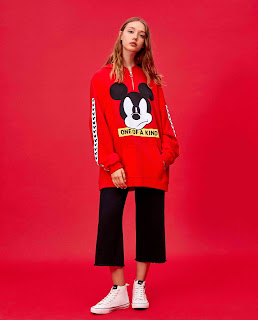 LEFTIES COLLECTION AW'18 HELLO MICKEY! 90 YEARS OF MAGIC (W&M)