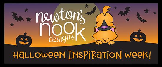 Newton's Nook Designs Halloween Inspiration Week • September 2021