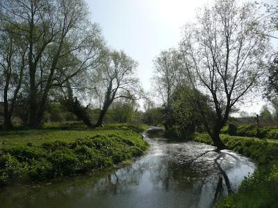 River Blyth near Halesworth