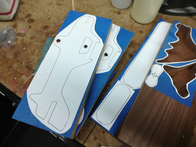 Handmade Wood Toy Airplane - Patterns Ready To Cut With My Scroll Saw