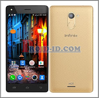 Cara Flashing Infinix Hot 4 X557