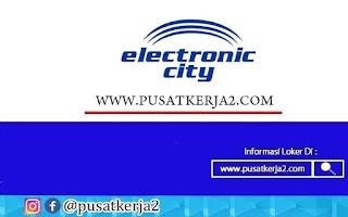 Lowongan Kerja SMA SMK PT Electronik City Indonesia Noember 2020