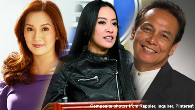 Message to LP supporters: 'Mocha got to where she stands on her own, unlike Kris, Jim'