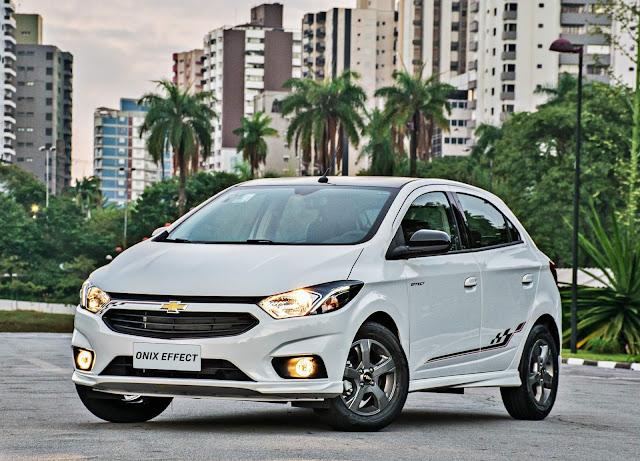 Ranking dos 400 carros mais vendidos do Brasil em 2017