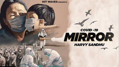 Mirror (Covid-19) Lyrics - Harvy Sandhu