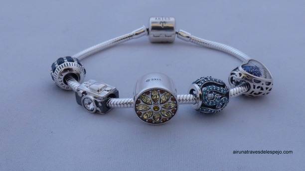 pulsera soufeel charms personalizados