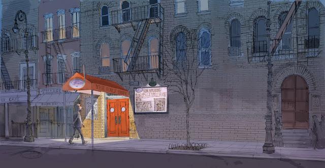 Pixar Soul Concept Art by Harley Jessup
