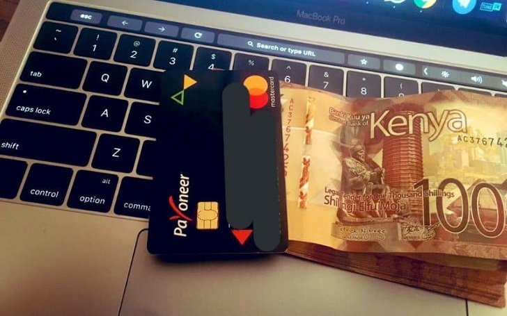 Payoneer (to BANK ac or M-PESA) in Kenya