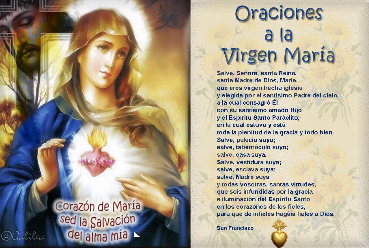 ® Blog Católico Gotitas Espirituales ®: VIRGEN MARIA