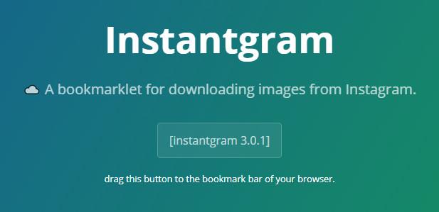 Website Instantgram