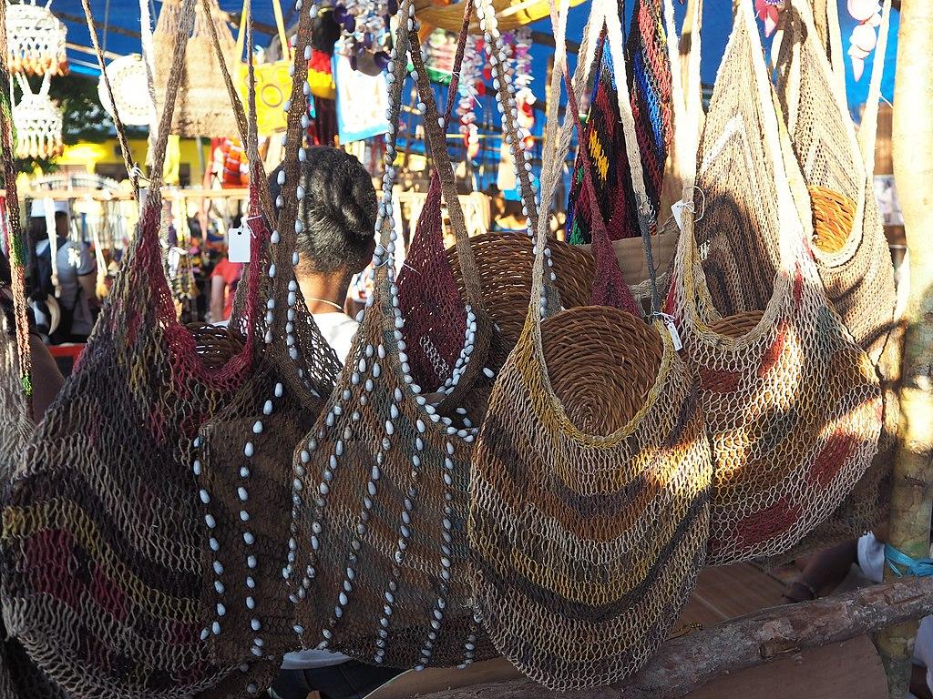 Tas Noken Etnik Khas Papua