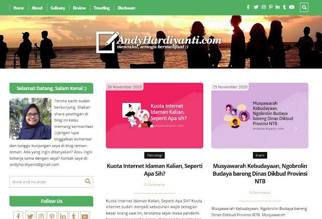 blog andy hardiyanti