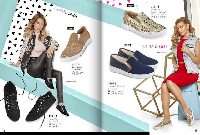zapatos cklass 2016 OI damas | moda