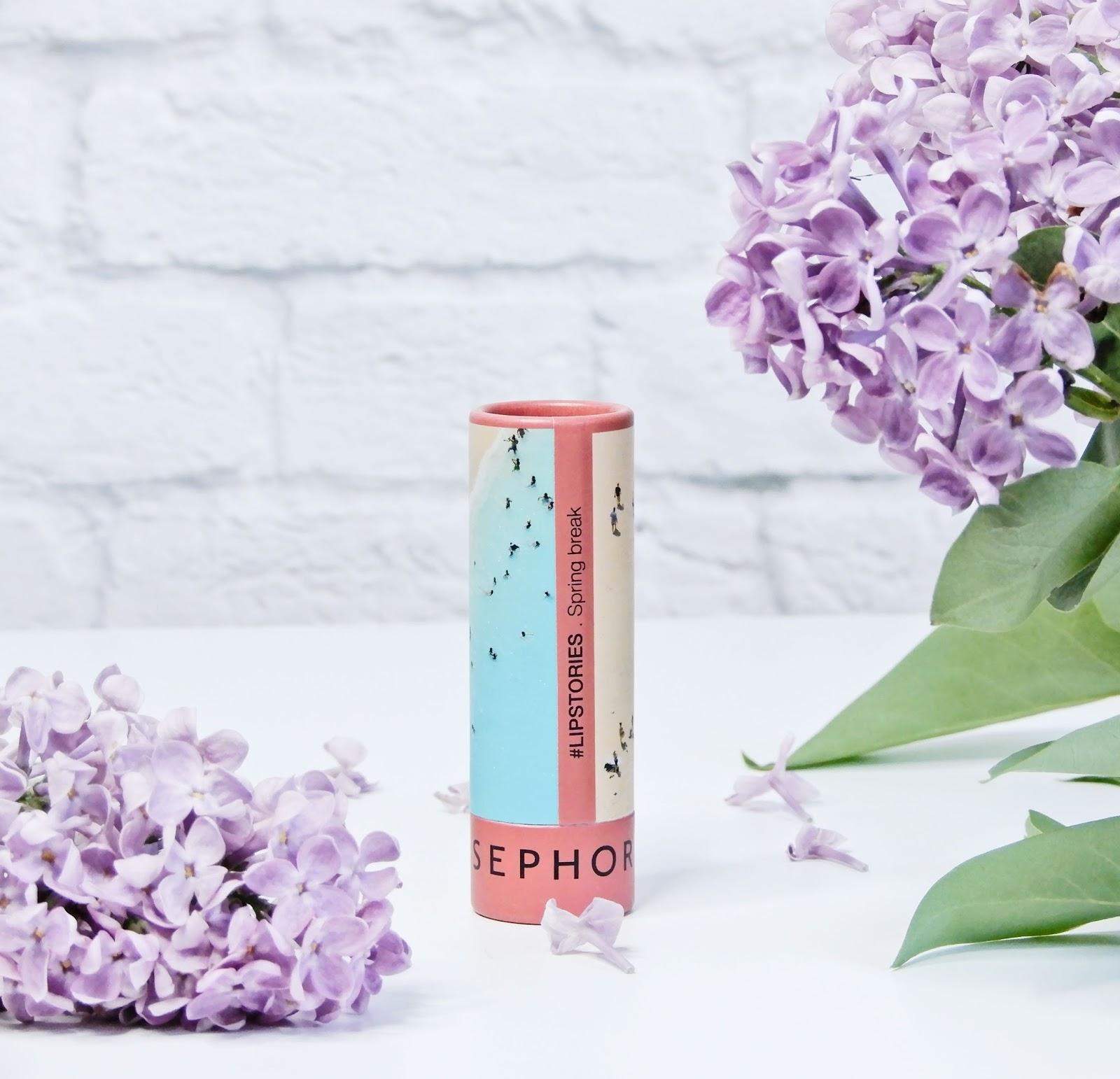 pomadka Sephora z serii Lipstories w kolorze 36 - Spring break,