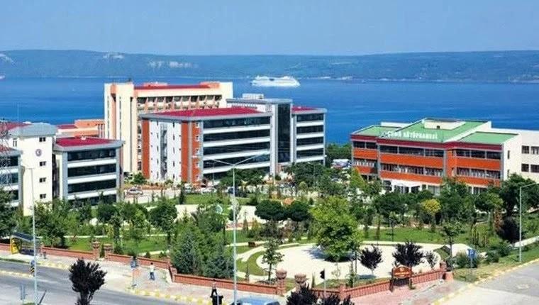 جامعة جاناكالي (تشاناكالي) | مفاضلة جامعة جاناكالي (Çanakkale Onsekiz Mart Üniversitesi)