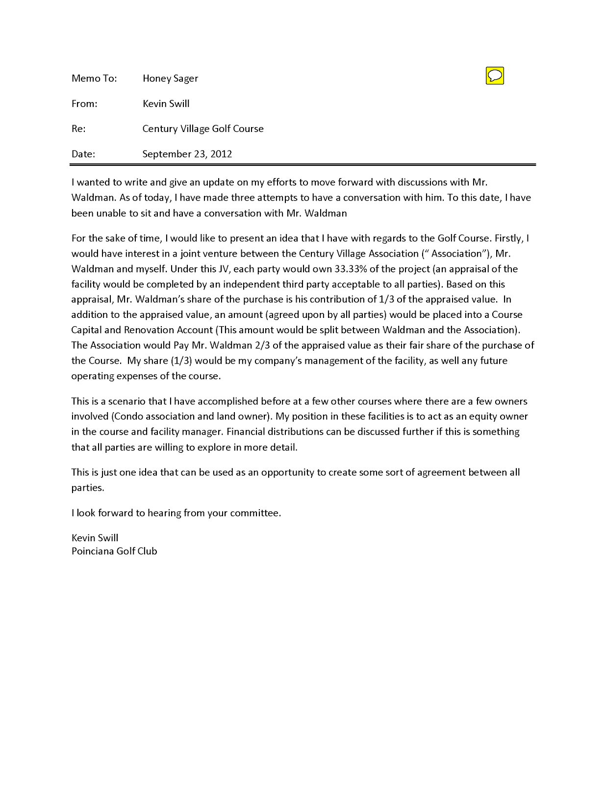 marketing proposal letter – Marketing Project Proposal Template