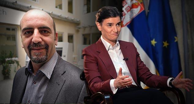 #Igor #Brnabic #Ana #Pljacka #Srbija #Vlada