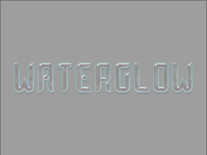 Tutorial Membuat Effect Water Glow Di Photoshop