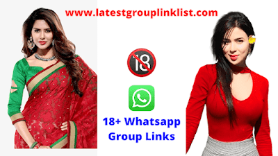 18+ Latest Whatsapp Group Link List 2020