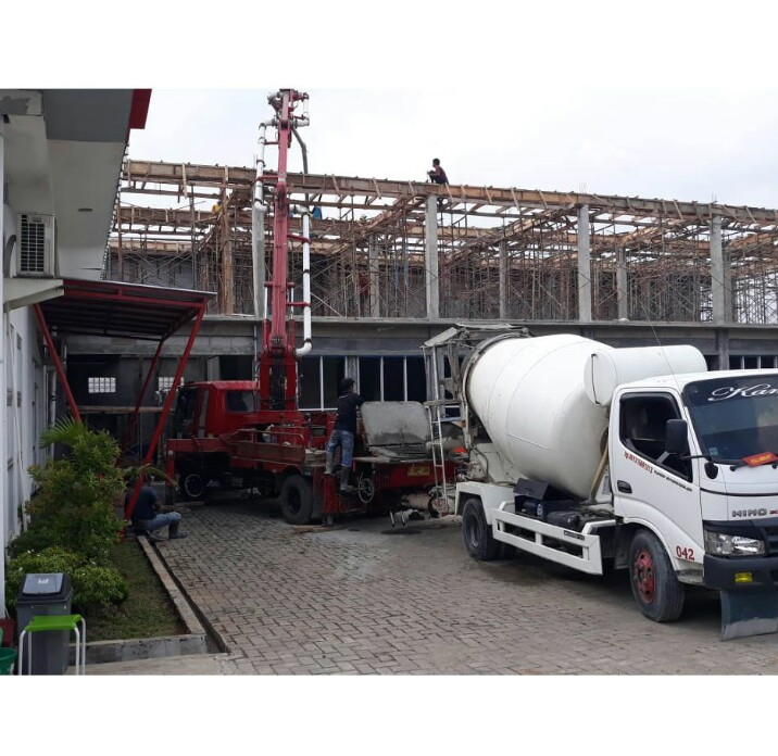 harga sewa concrete pump bogor, bekasi, depok, Jakarta, surabaya
