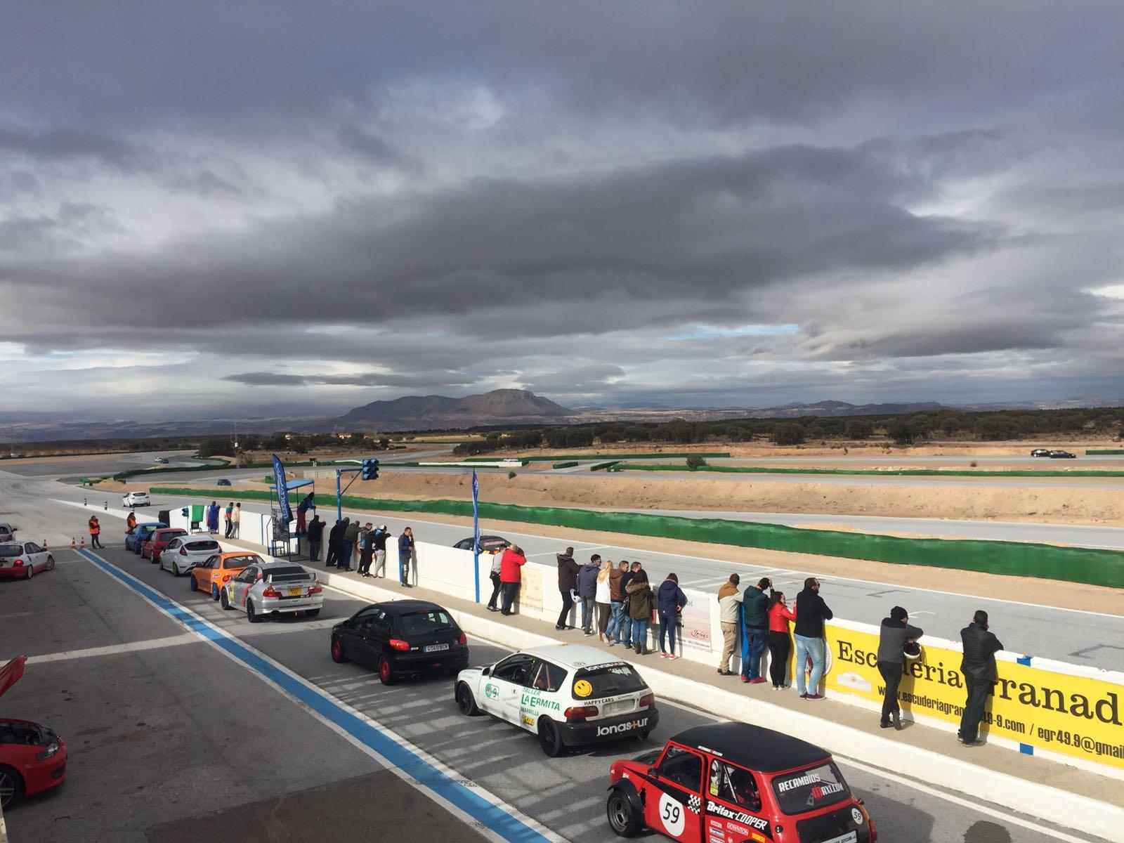 Circuito Guadix : El diario de destino guadix tandas de coches del octanos en