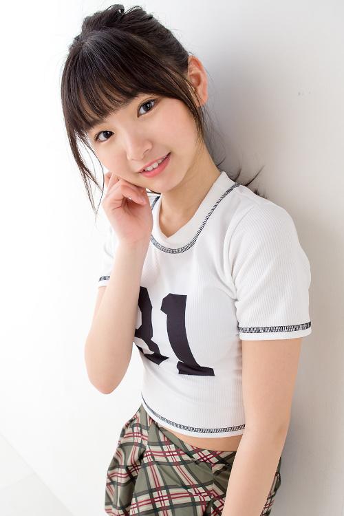 Suzu Horikawa 堀川すず, [Minisuka.tv] 2021.09.30 Fresh-idol Gallery 05