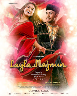 Layla Majnun 2021 Indonesia Monty Tiwa Acha Septriasa Reza Rahadian Baim Wong  Drama, Romance